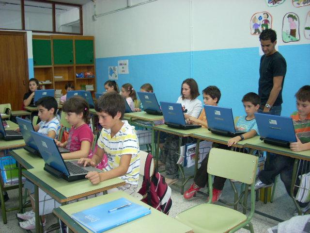 Estrenamos los ordenadores portátiles